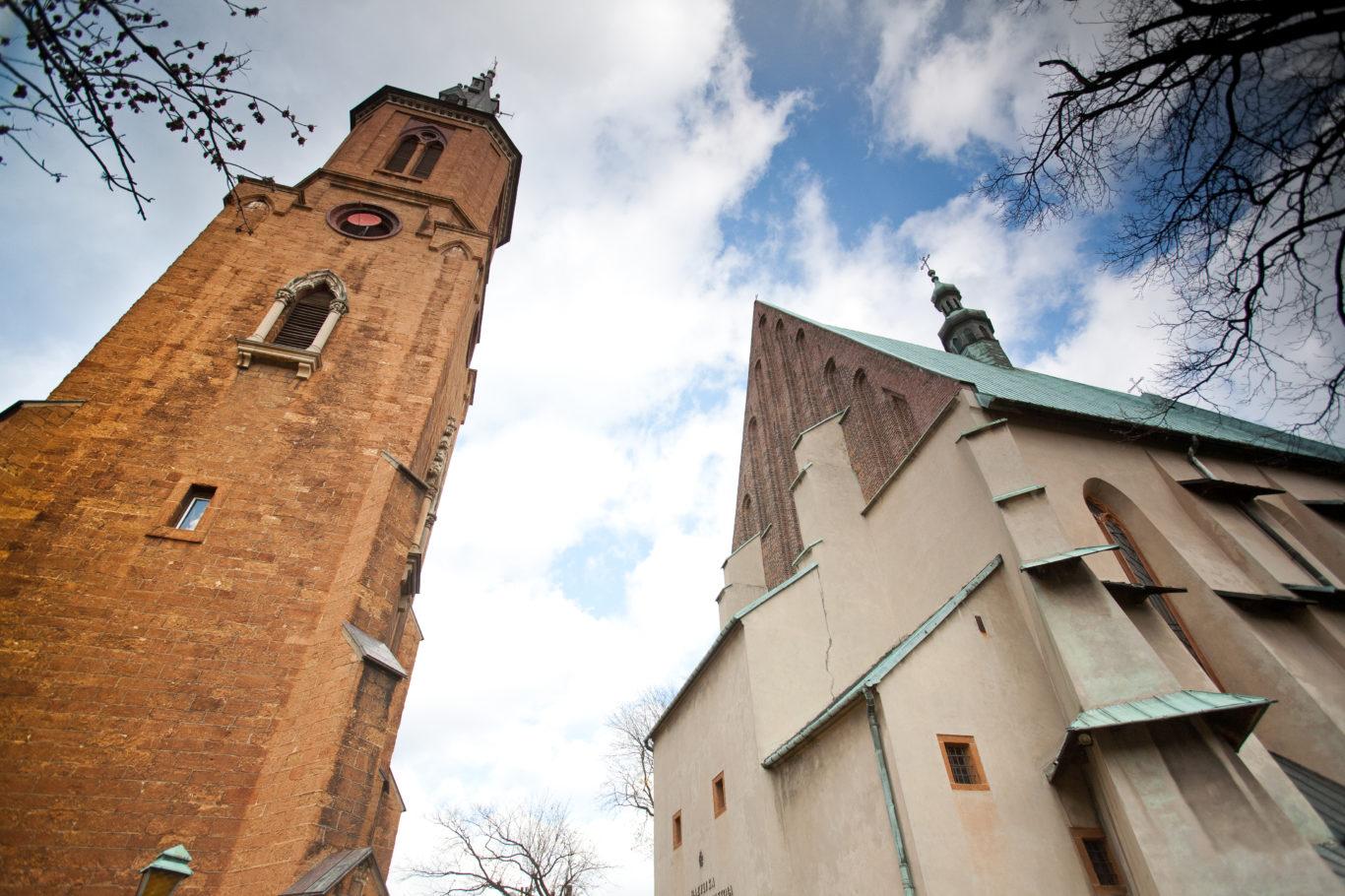 POLIPTYK OLKUSKI – BAZYLIKA KOLEGIACKA PW. ŚW. ANDRZEJA W OLKUSZU, fot. M. Łukaszewicz (Graphia, 2011) ©