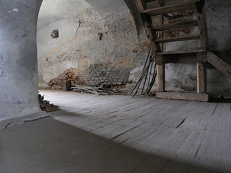 ZABUDOWANIA DAWNEGO FOLWARKU W PISARACH, fot. M. Klag (MIK, 2009) CC BY SA 3.0