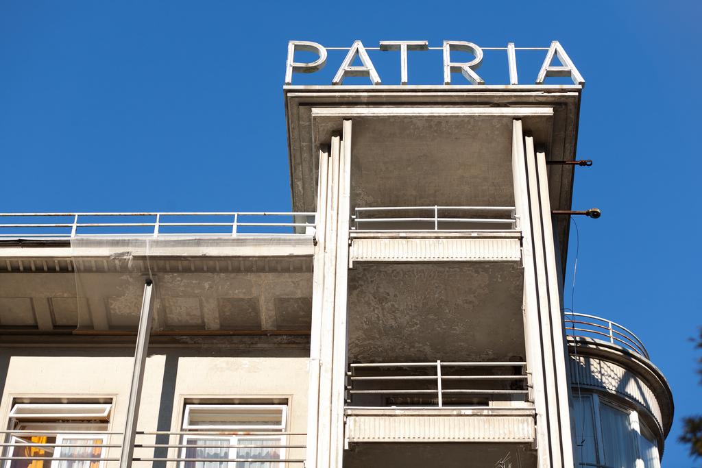 """SANATORIUM """"PATRIA"""" W KRYNICY-ZDROJU, fot. M. Łukaszewicz (Graphia, 2011) ©"""