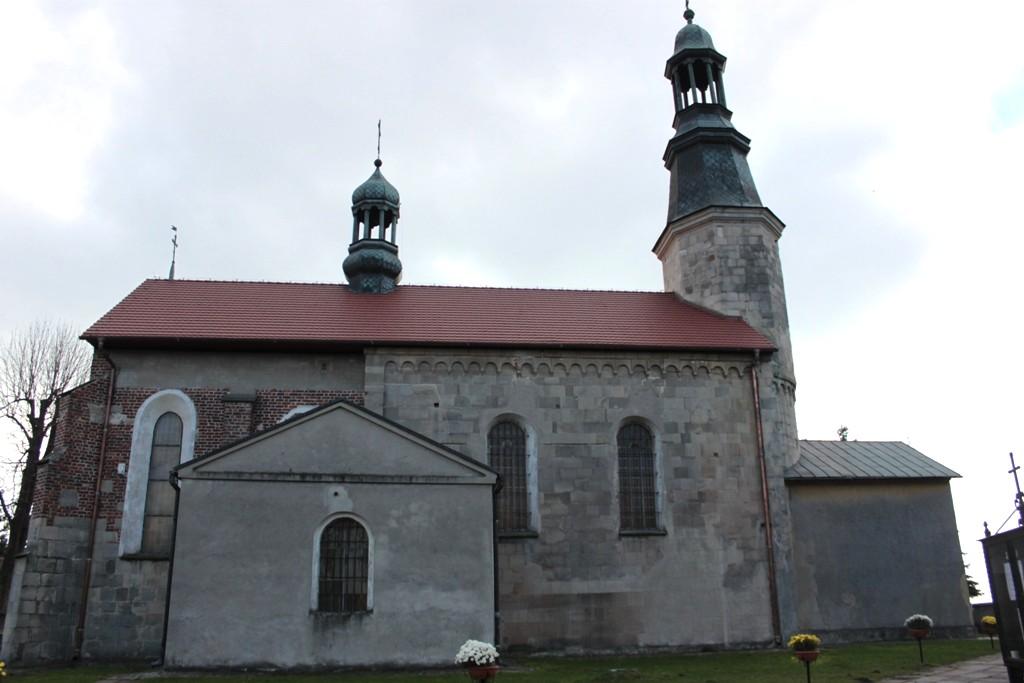 KOŚCIÓŁ PW. ŚW. JANA CHRZCICIELA W PRANDOCINIE, fot. J. Nowostawska-Gyalókay (MIK, 2012) CC BY SA 3.0