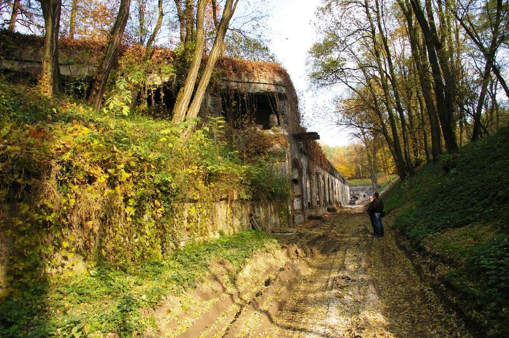 FORT NR 44 TONIE W KRAKOWIE, fot. J. Nowostawska-Gyalókay (MIK, 2013) CC BY SA 3.0