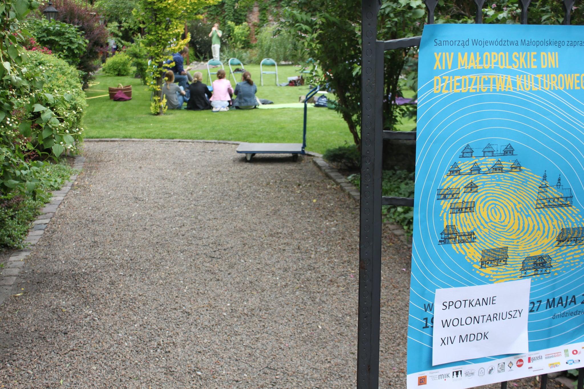 Spotkanie ewaluacyjne wolontariuszy Dni Dziedzictwa 2012, fot. P. Knaś, (MIK, 2012) CC BY SA 3.0