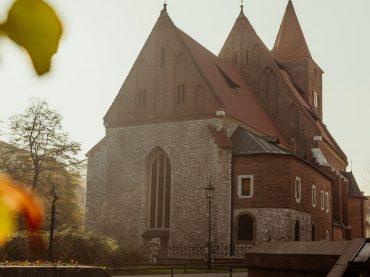 Kościół pw. Świętego Krzyża w Krakowie
