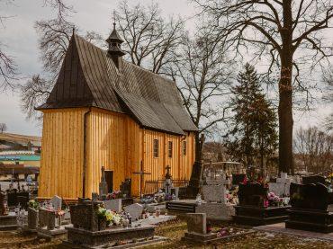 Kościół pw. Nawiedzenia NMP w Iwkowej